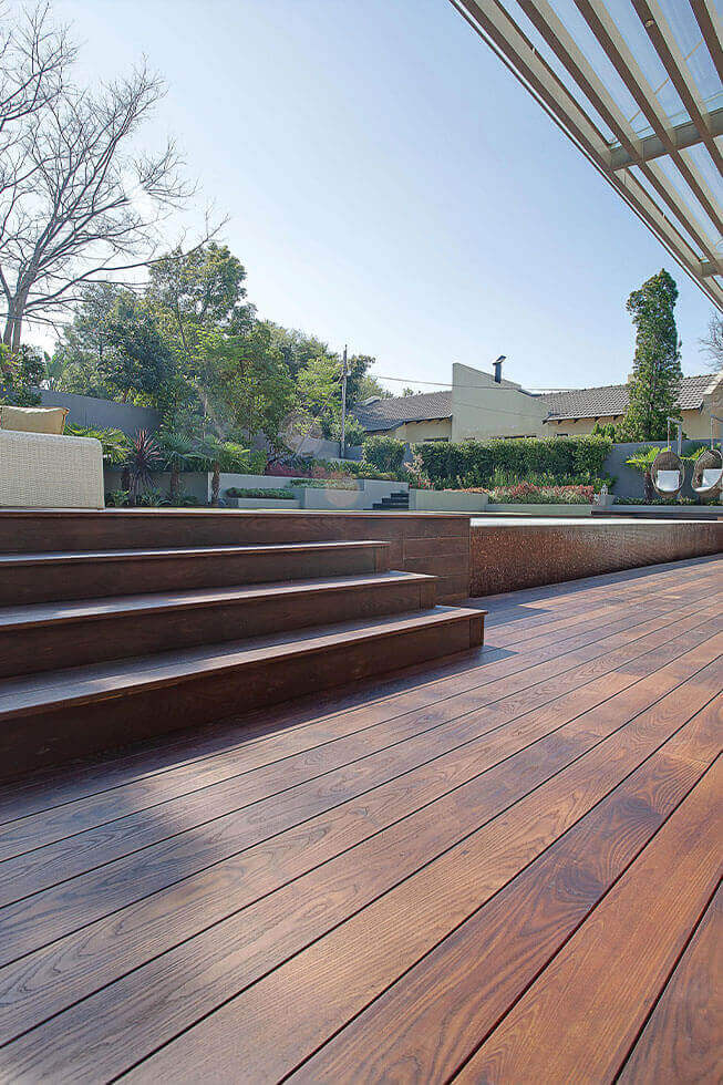 Americana™ Thermally Modified Wood Decking