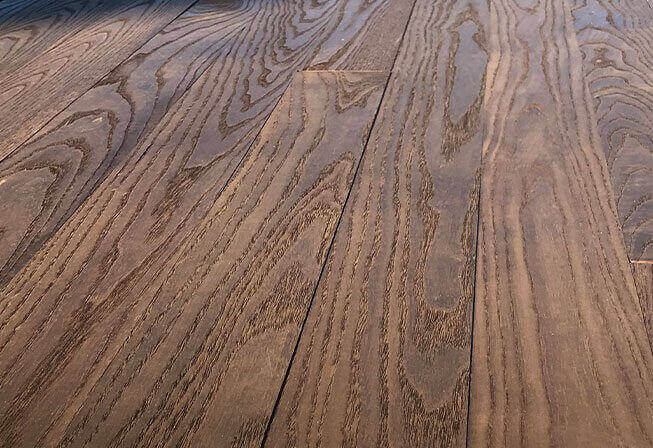 Americana™ Thermally Modified Wood Porch Flooring