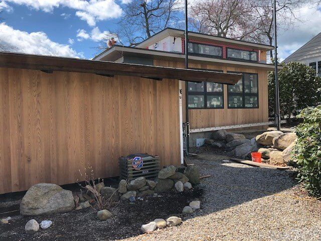 Americana™ Thermally Modified Wood Siding